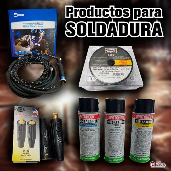 productos para soldadura