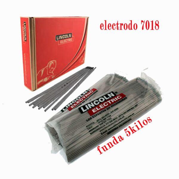electrodo 7018 lincoln